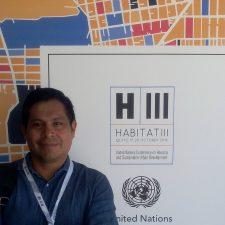 José Chira, coordinador de proyectos regionales para América Latina de la UIM.