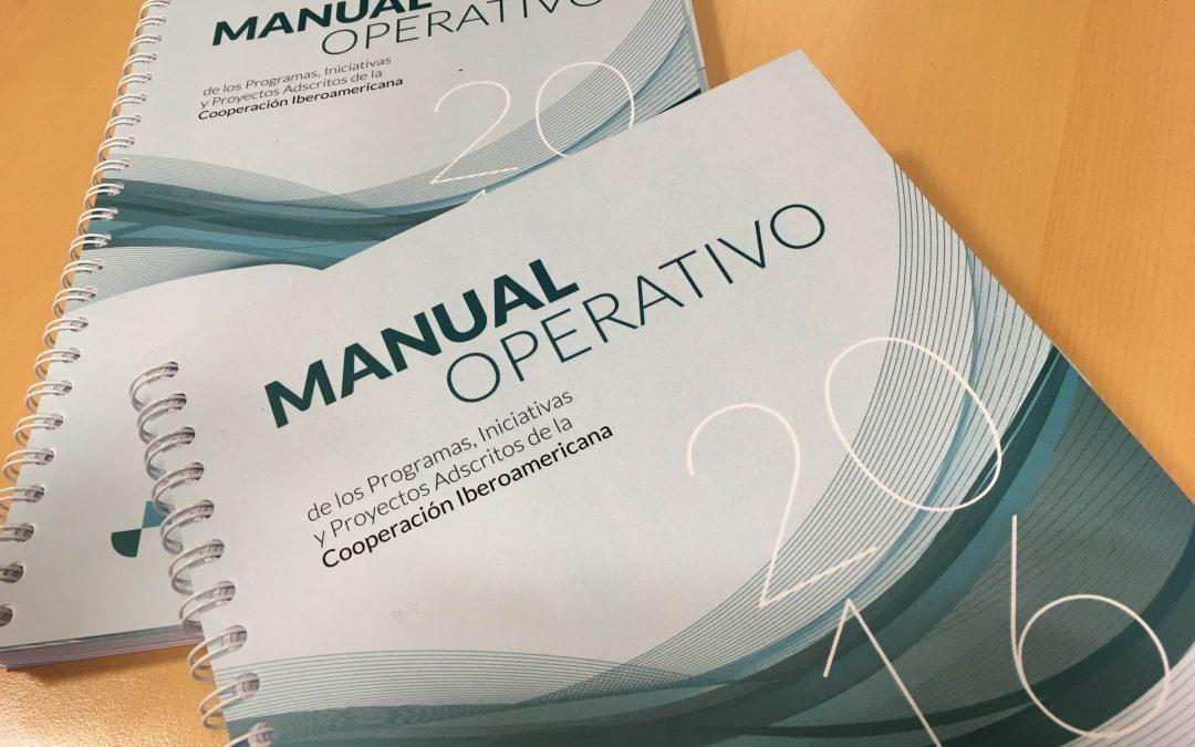 Nuevo manual para la Cooperación Iberoamericana
