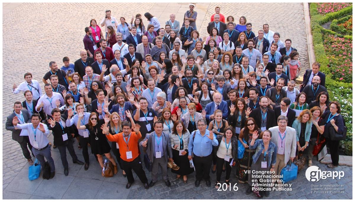 GIGAPP reúne a investigadores de toda la región.