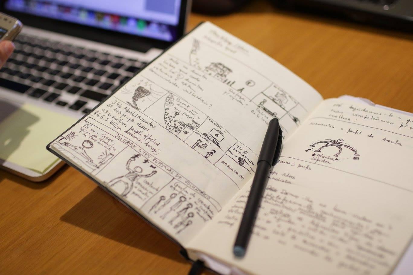 La creatividad es la pauta de trabajo del Laboratorio.