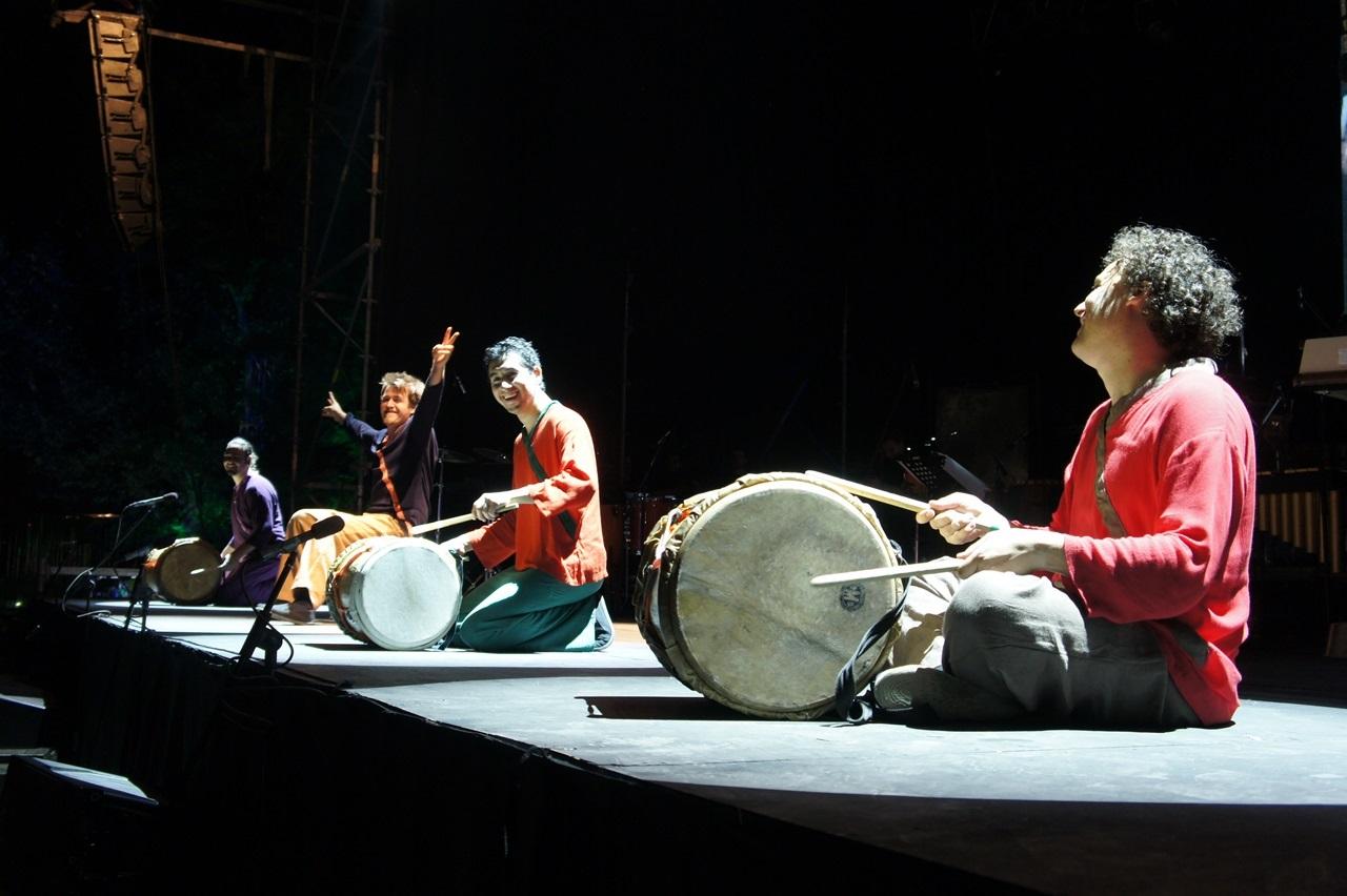 La música es uno de los estandartes de la integración iberoamericana.