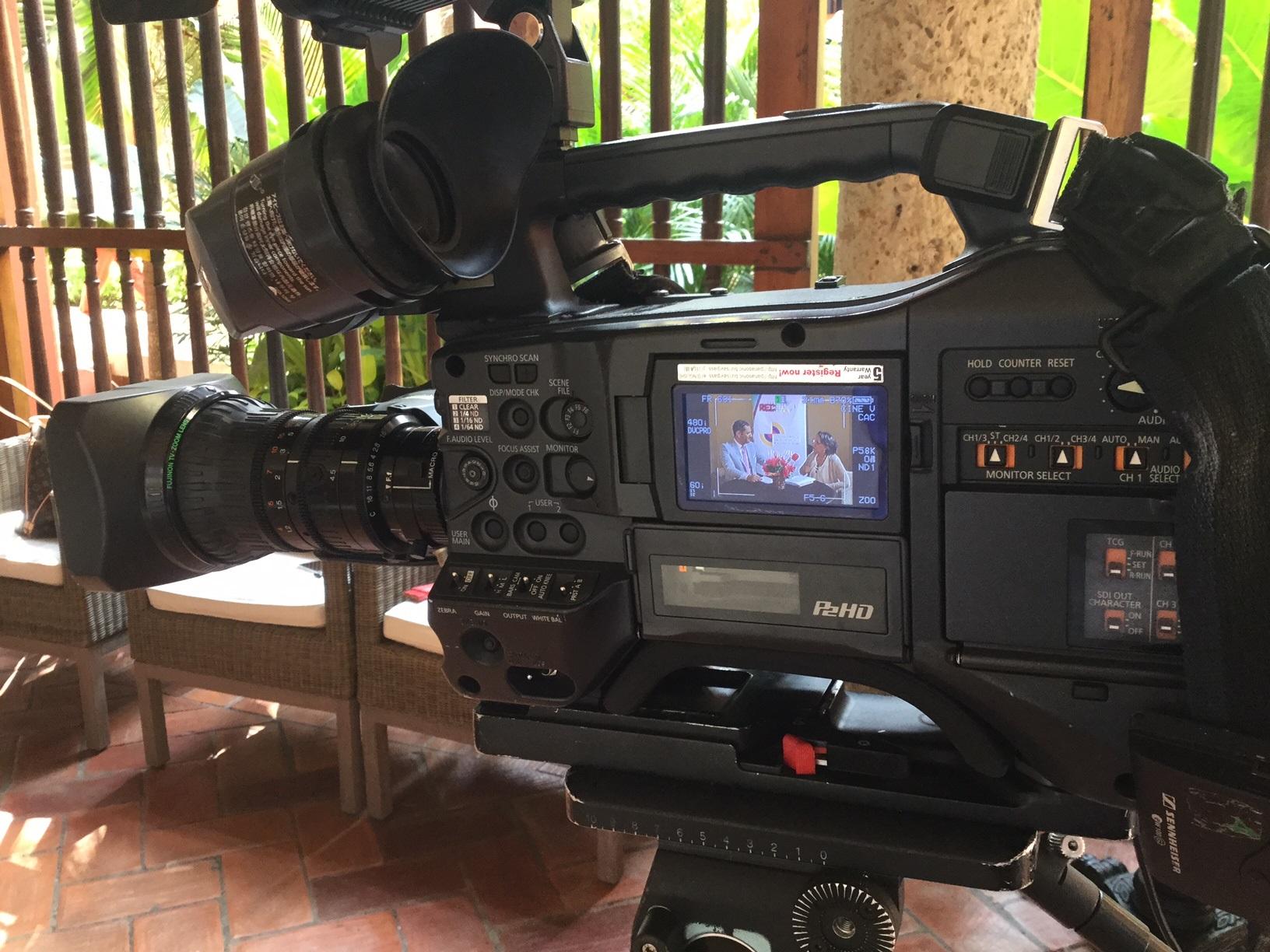 El Canal Iberoamericano es uno de los grandes proyectos de nuestra cooperación, con la primera televisión pública para toda Iberoamérica.
