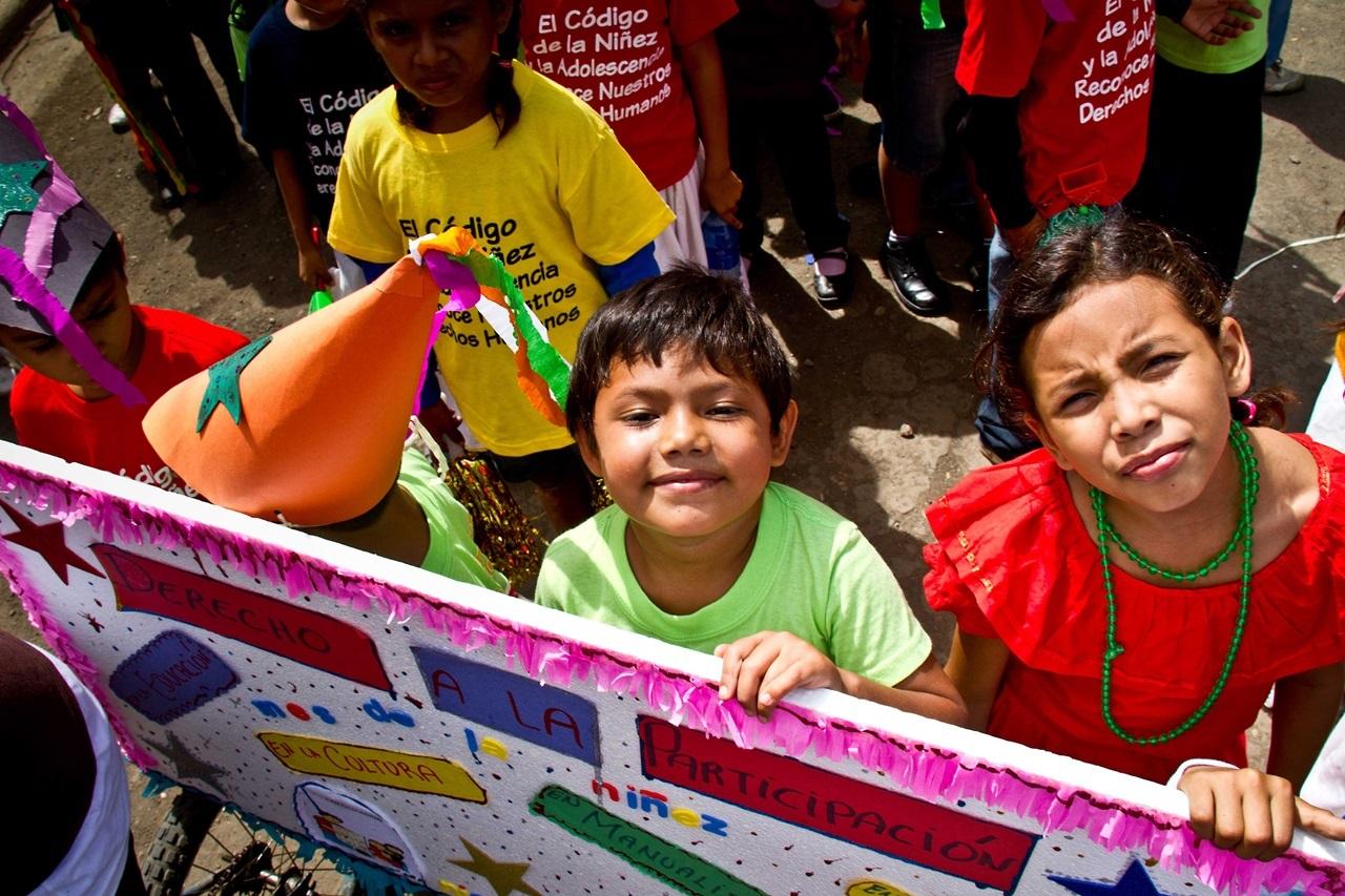 La infancia y la defensa de sus derechos es una prioridad para la Cooperación Iberoamericana.