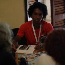 El laboratorio ciudadano celebrado en Colombia permitió poner en común nuevas iniciativas.