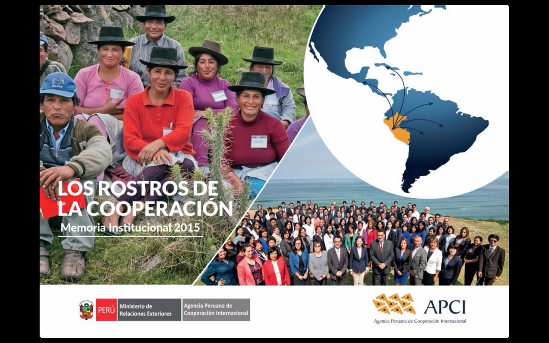"""""""Los Rostros de la Cooperación"""", un recorrido de experiencias"""