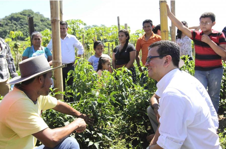 El Salvador presenta su nuevo catálogo de Sur-Sur