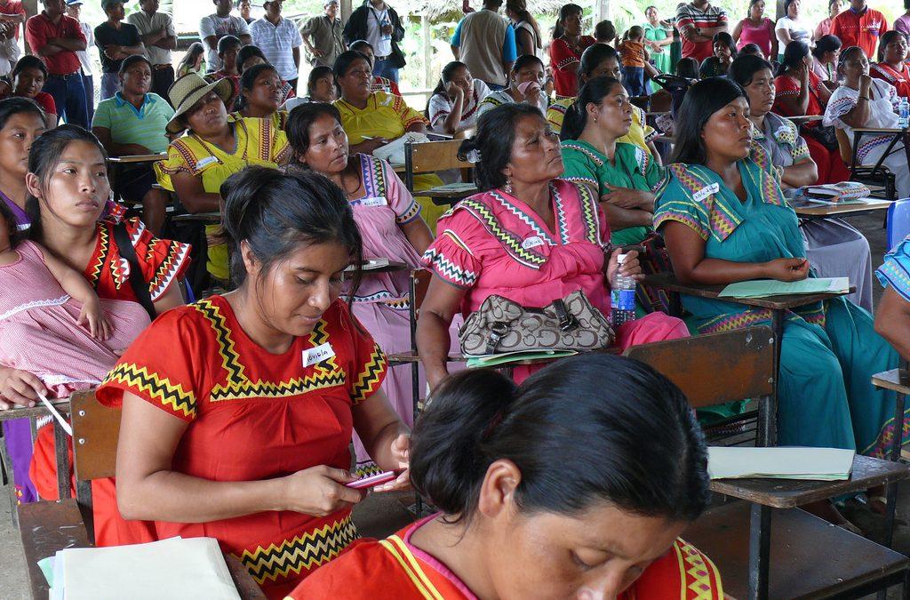 12 mil personas de Ngobe Bugle en Panamá tendrán acceso a agua