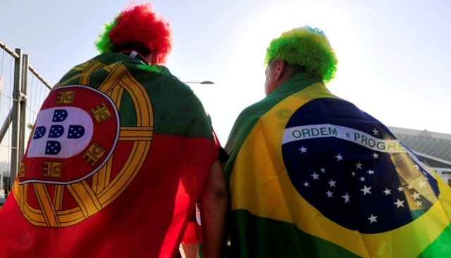 Brasil e Portugal reforçam a sua cooperação
