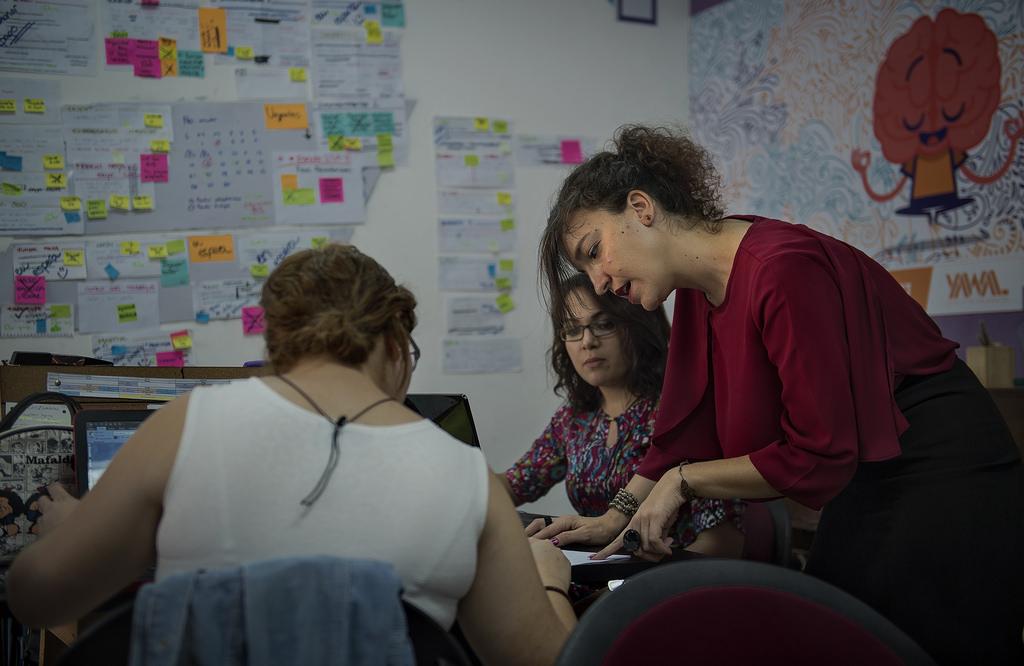 31837985334_4La Casa Tomada funciona de forma auto-gestionada y tiene como fin transformar la realidad. Reportaje fotográfico: Miguel Lizana/AECID.c19df9d09_b