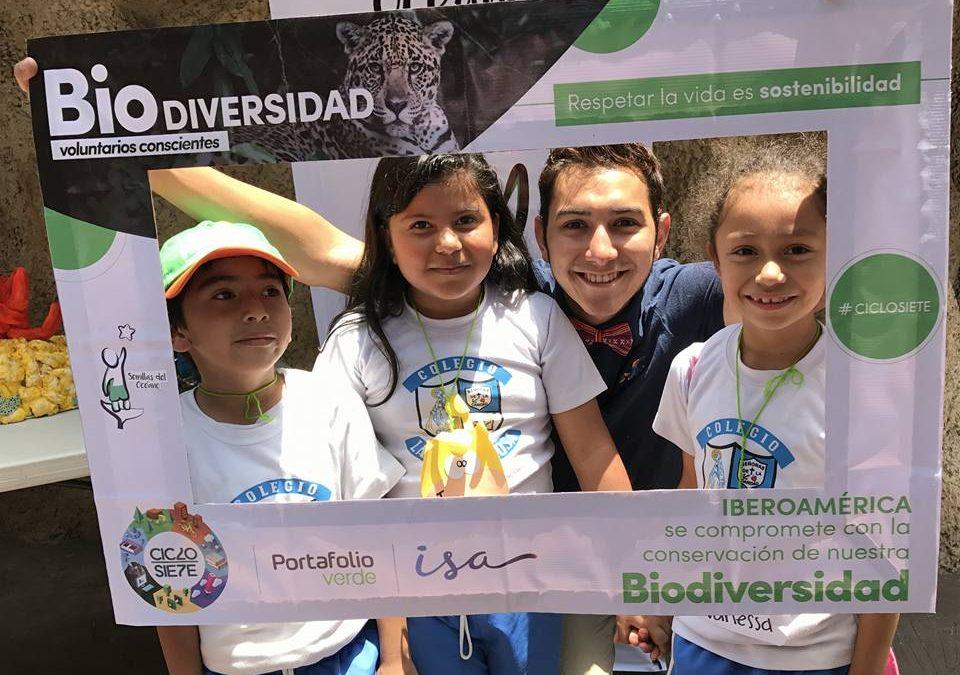 Se celebra Ciclo Siete, las olimpiadas de la sostenibilidad