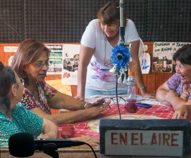La Radio donde la voz es esperanza