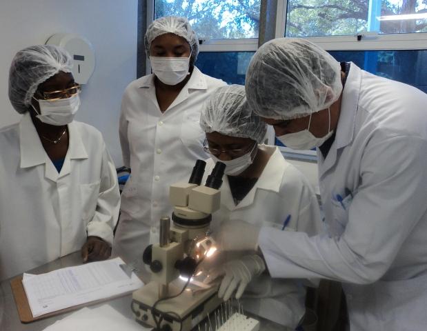 5. Alumnos de Cabo Verde en el BLH IFF