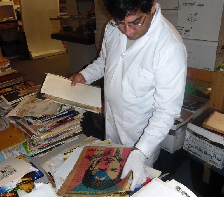 20 años preservando el patrimonio documental común