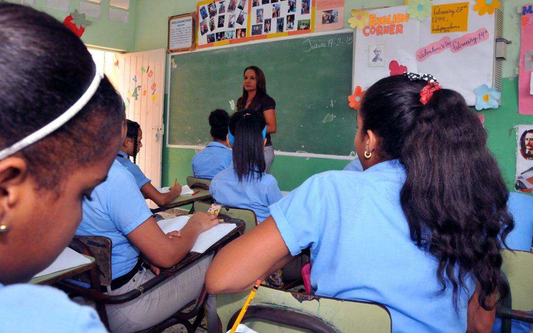 Metas educativas: convergencia con la Agenda 2030