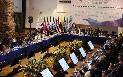 II Reunión de Coordinadores Nacionales y Responsables de Cooperación Iberoamericana, diciembre de 2017