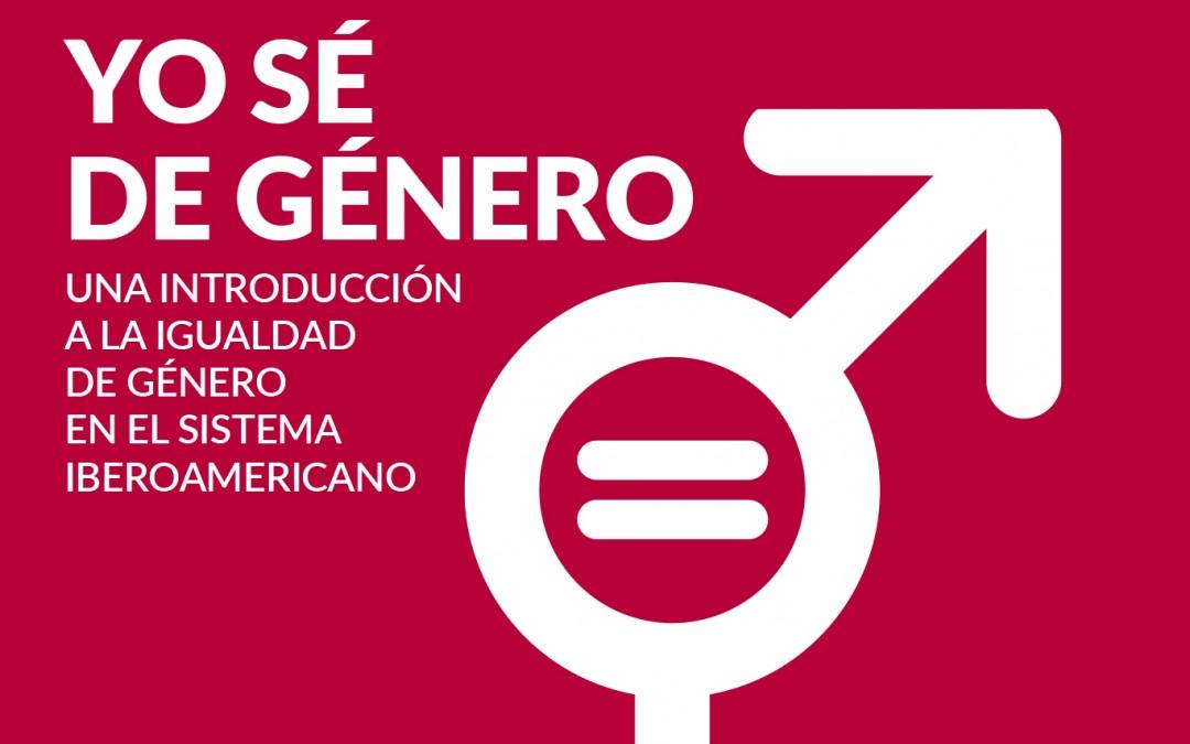 Los Organismos Iberoamericanos crean un curso de género