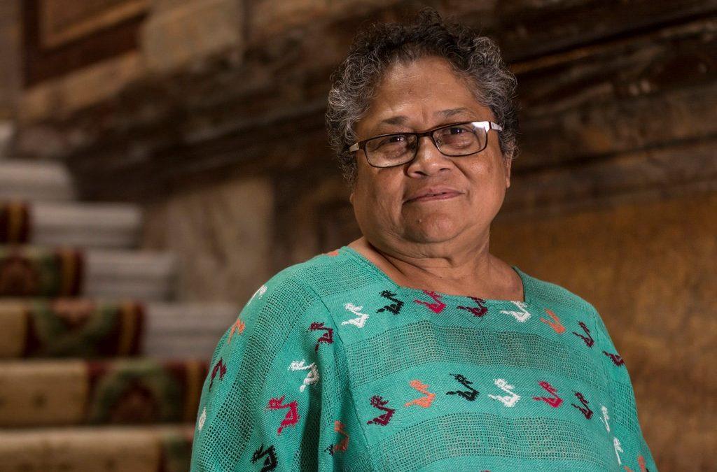 """Myrna Cunningham, FILAC: """"Hacen falta políticas públicas que garanticen la autonomía económica de las mujeres indígenas"""""""
