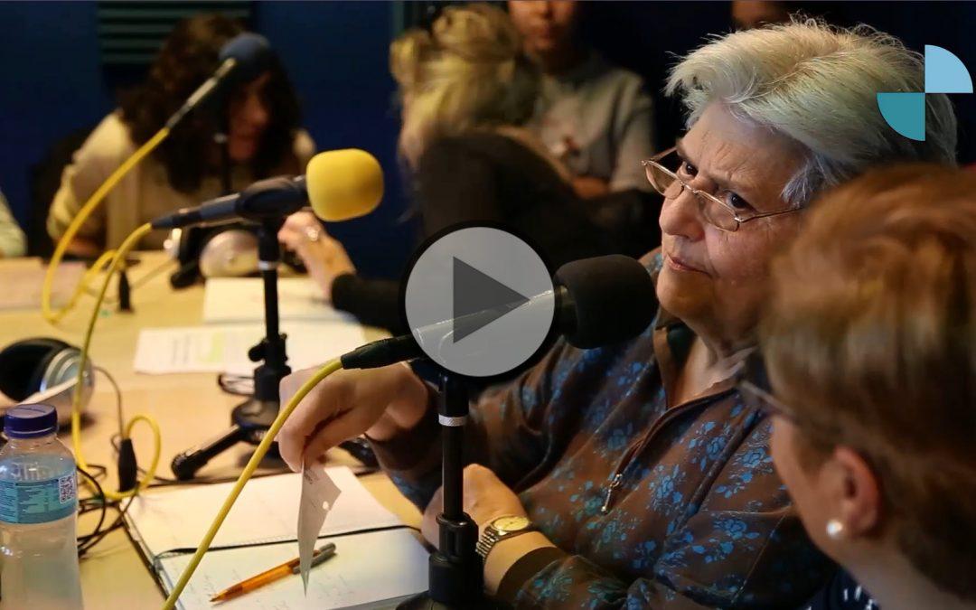 Con Mayor Voz, uma rádio para empoderar às mulheres idosas