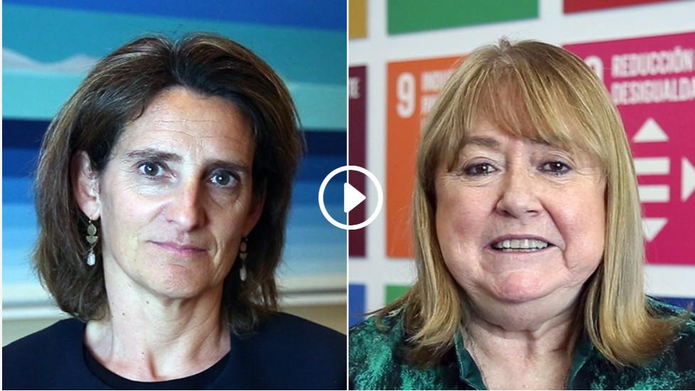 Duas líderes ibero-americanas explicam por que lutam contra a mudança climática