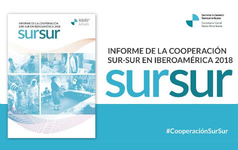 Portugal acoge el lanzamiento del Informe de la Cooperación Sur-Sur en Iberoamérica 2018