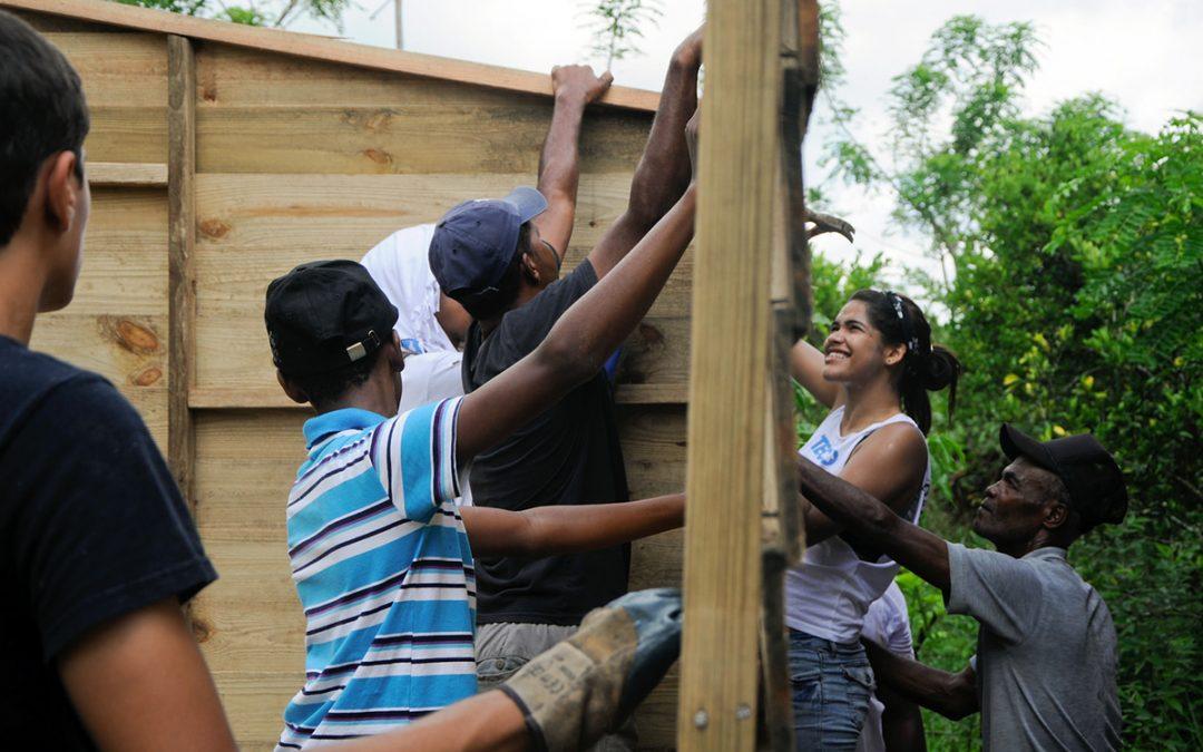 Relatório TECHO: Quando os jovens lutam contra a desigualdade