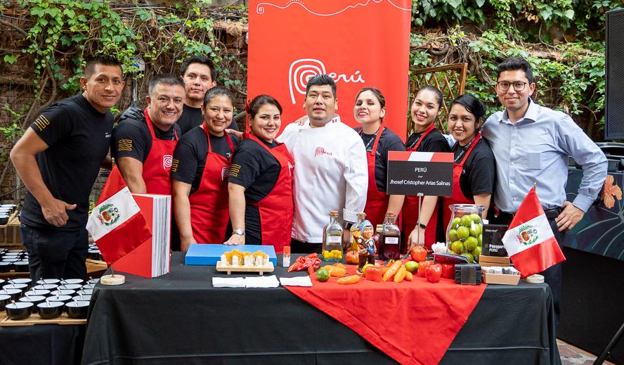 Los chefs iberoamericanos que trabajan por un turismo más sostenible