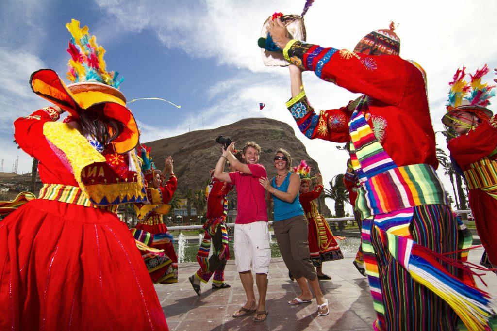 Carnaval con La Fuerza del Sol Arica