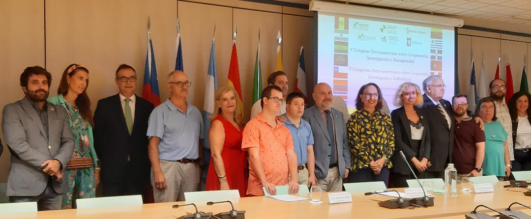 España acogerá el V Congreso Iberoamericano sobre Cooperación, Investigación y Discapacidad