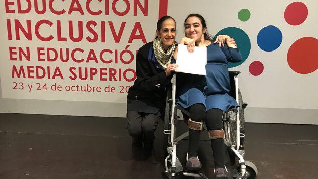 Contra el acoso escolar de personas con discapacidad