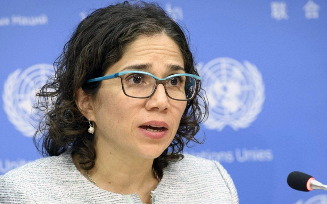 """Catalina Devandas, relatora especial da ONU: """"A comunidade deve entender que não somos pessoas doentes"""""""