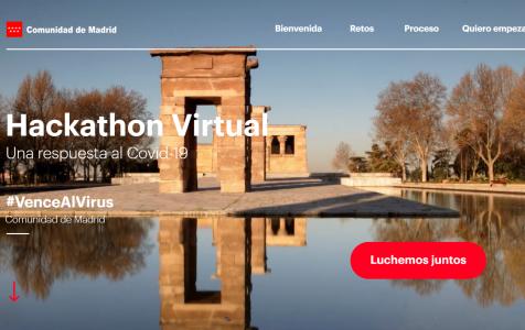 Hackathon Madrid Covid19