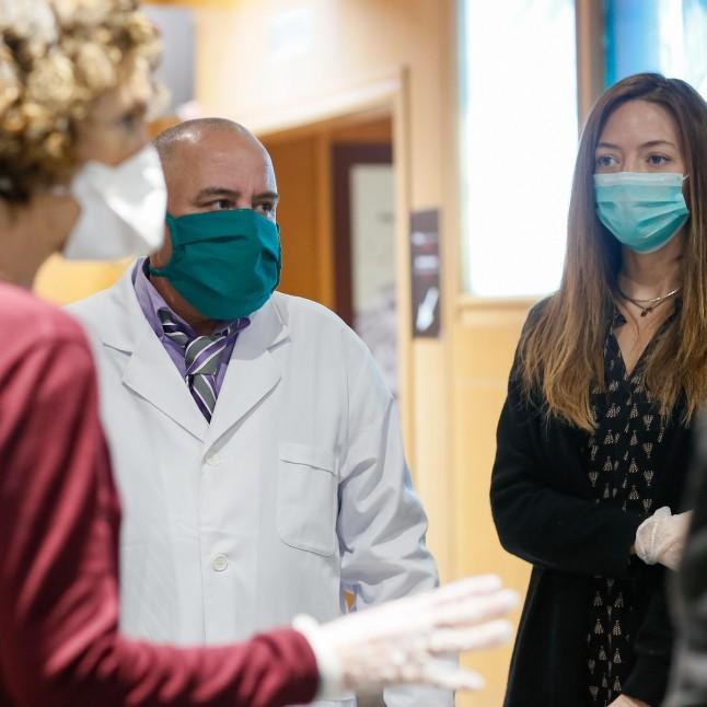Acolhimento de pessoal de saúde de Cuba em Andorra