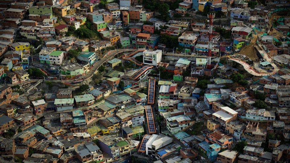 Un desarrollo urbano sostenible que integre a las comunidades