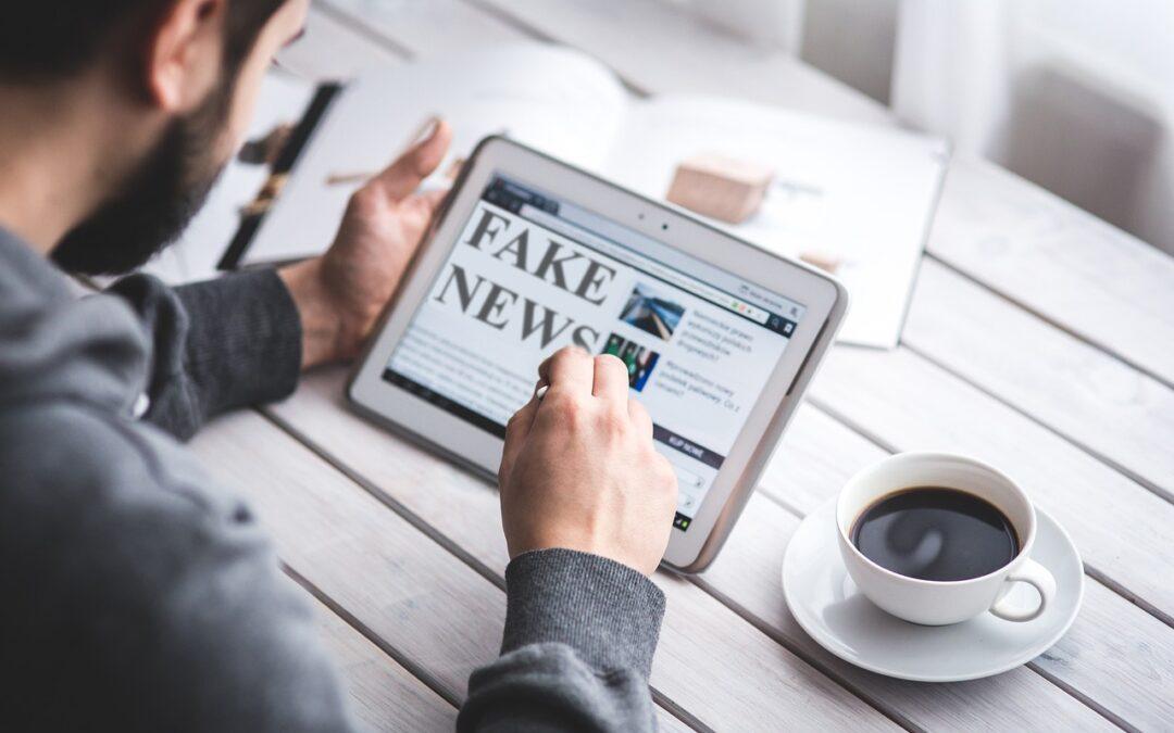 Fake news: guía para combatir las noticias falsas sobre el coronavirus