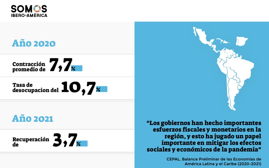 El dato: el impacto económico y social de la pandemia en América Latina y el Caribe