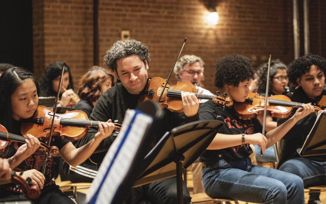 """""""Encuentros"""": formación musical de primer nivel para jóvenes músicos iberoamericanos"""