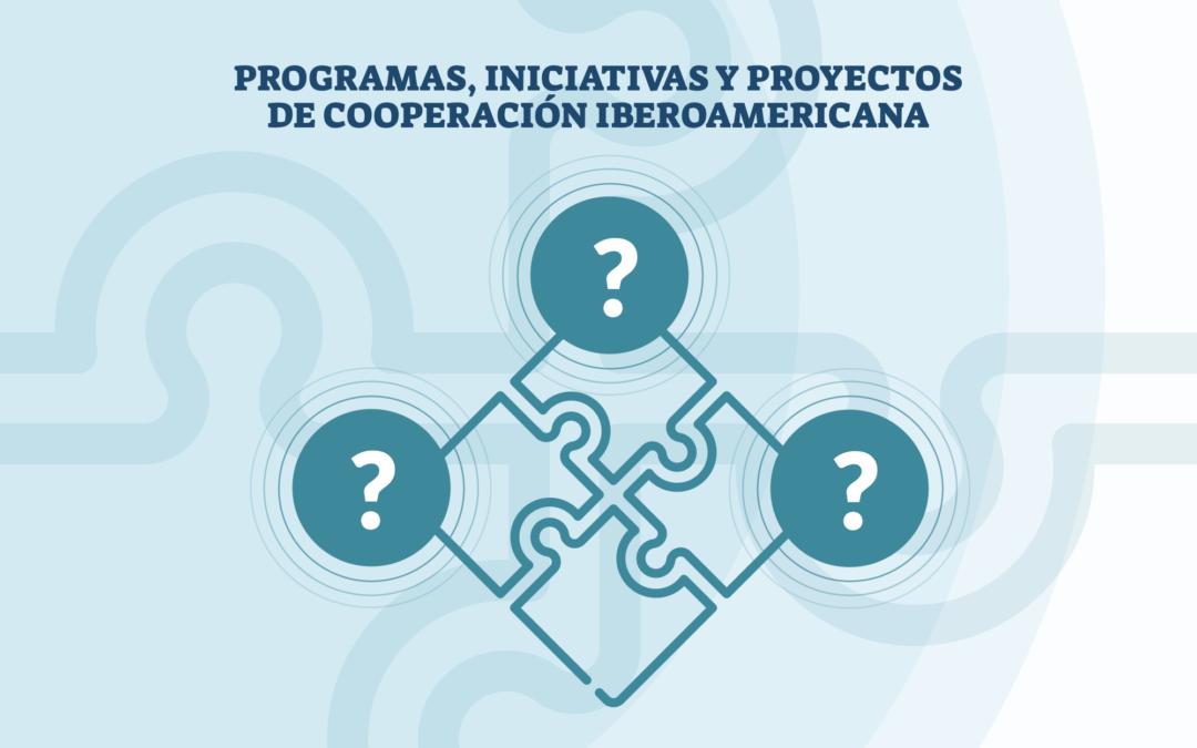 Así trabaja la cooperación iberoamericana, la que hacemos juntos