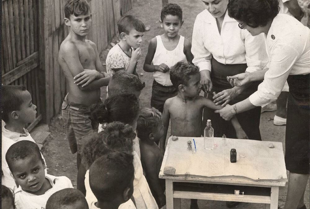 """""""Na pele de nossos antepassados"""", o projeto do Iberarquivos para aprender de pandemias históricas"""