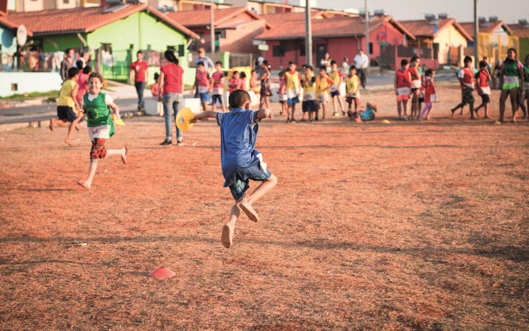 Cooperación triangular que construye comunidad desde el deporte
